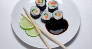 صورة طريقة عمل السوشي ، افضل طريقه صحيه لعمل السوشي 497 3 310x165